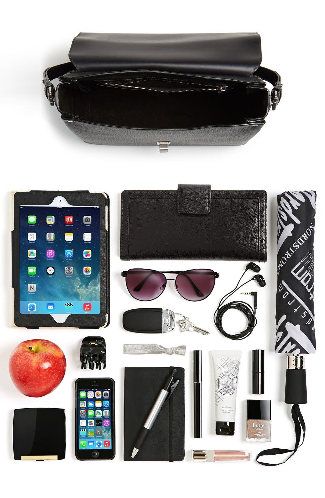 Alternate Image 5  - Proenza Schouler 'Elliot' Leather Shoulder Bag