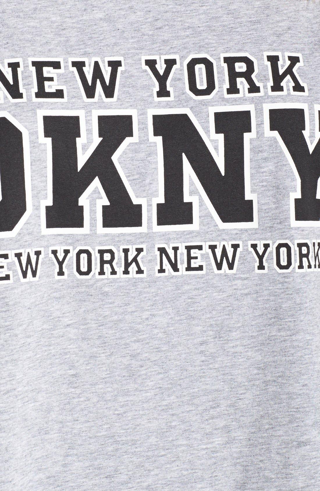 Alternate Image 3  - DKNY 'Hello Logo' Tee