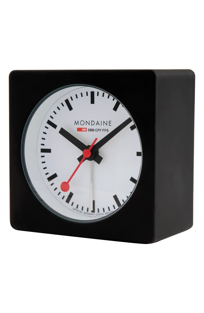 Mondaine alarm clock nordstrom - Mondaine travel clock ...
