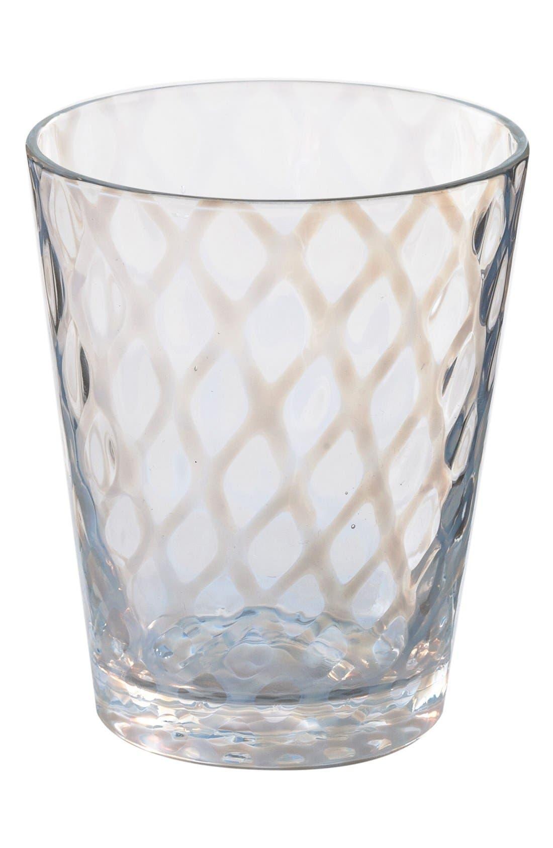 Alternate Image 1 Selected - Rosanna 'Lattice' Double Old Fashioned Glasses (Set of 4)