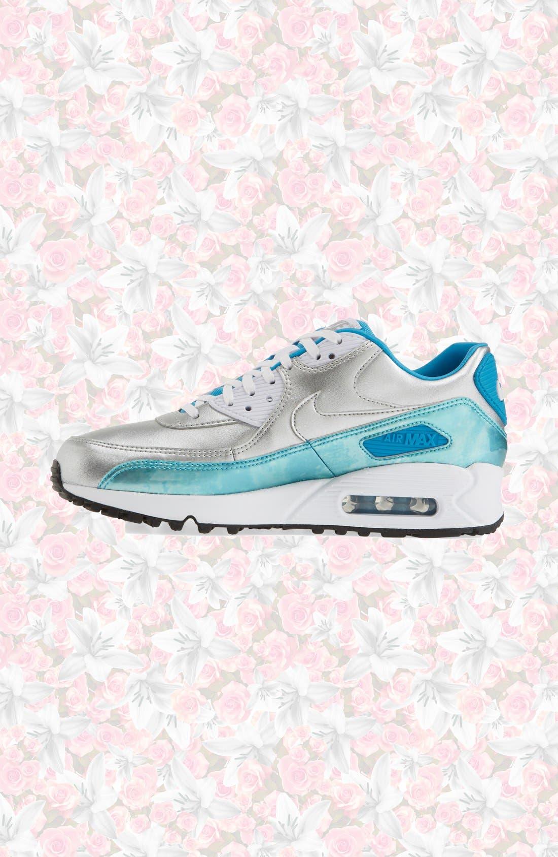 Alternate Image 8  - Nike 'Air Max 90' Sneaker (Women)