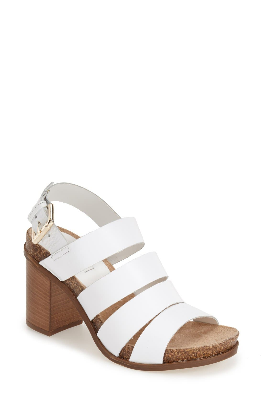 Alternate Image 1 Selected - Topshop 'Nickname' Sandal (Women)