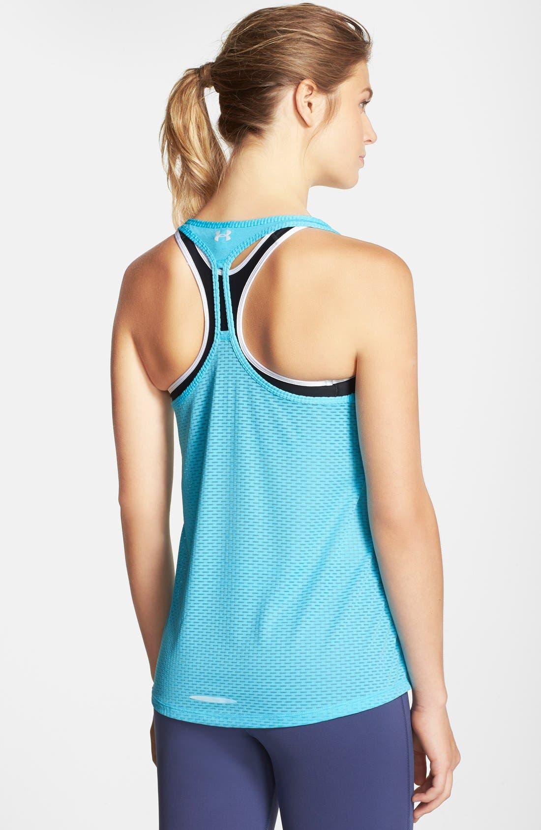 Alternate Image 2  - Under Armour 'Fly By' Tank