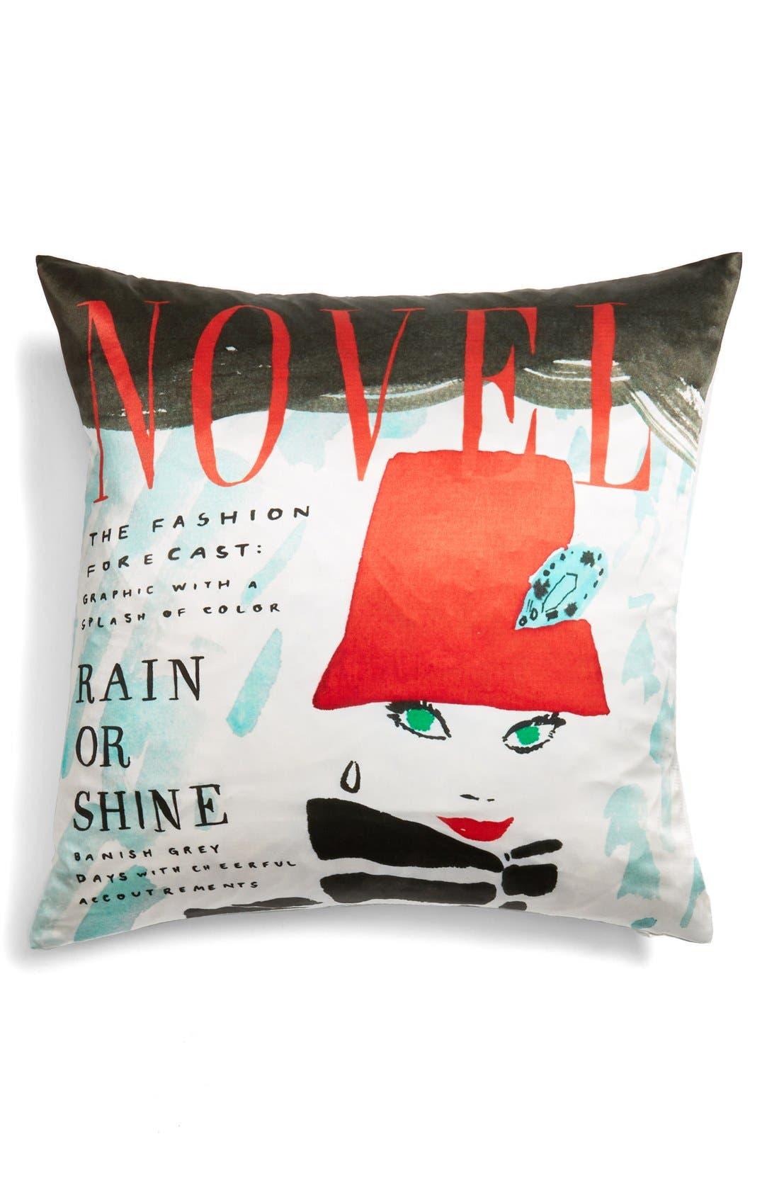 Alternate Image 3  - kate spade new york 'rain or shine' accent pillow