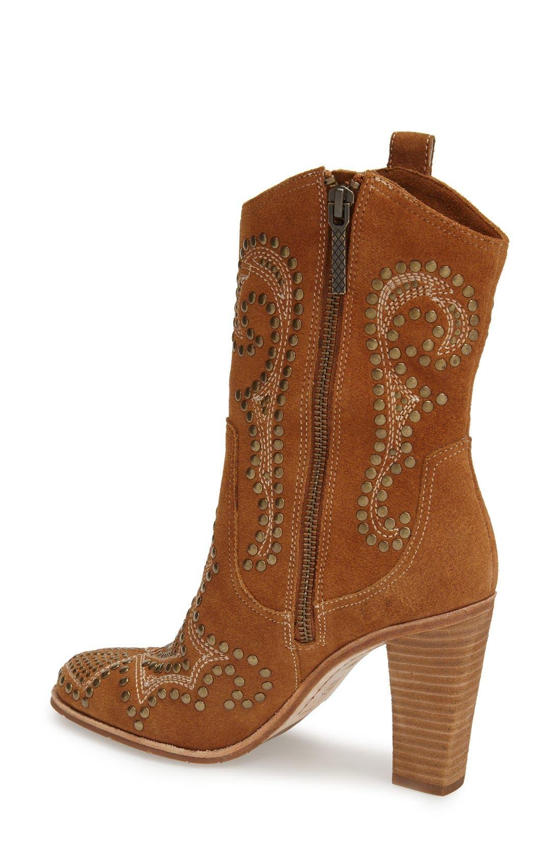 Alternate Image 2  - Donald J Pliner 'Olivia' Western Boot (Women)