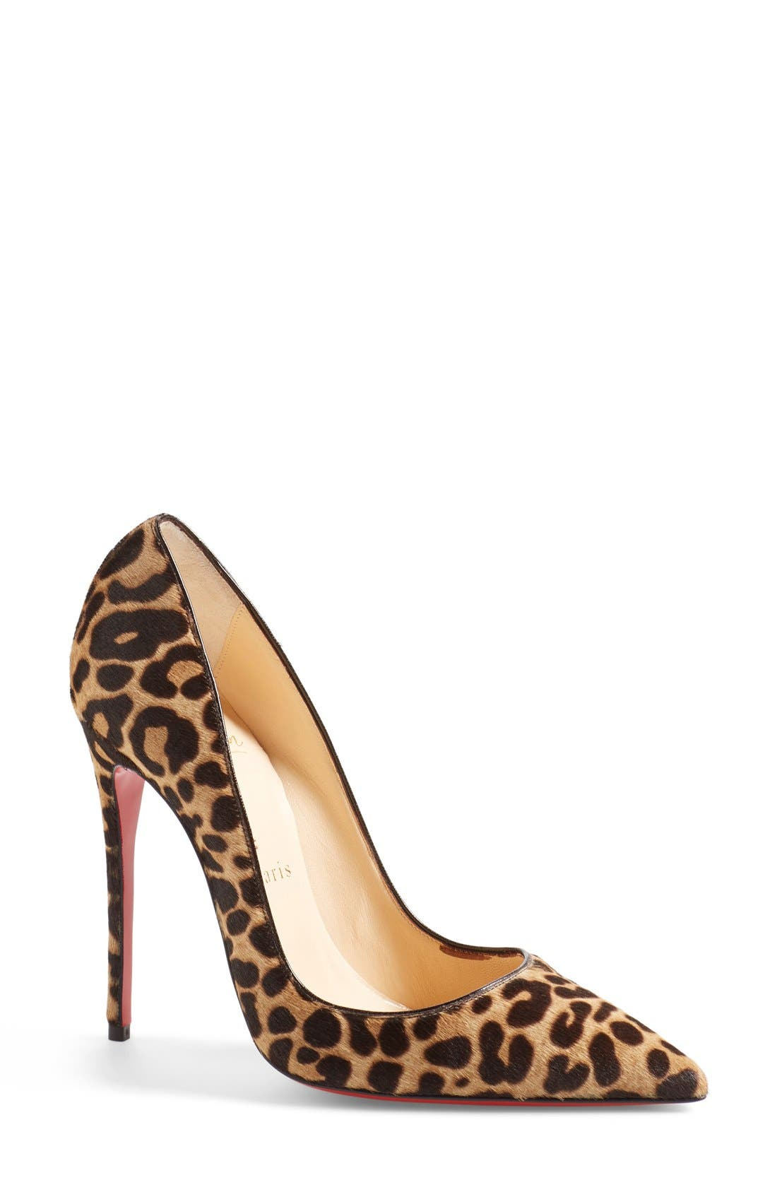 Alternate Image 1 Selected - Christian Louboutin 'So Kate' Pointy Toe Pump
