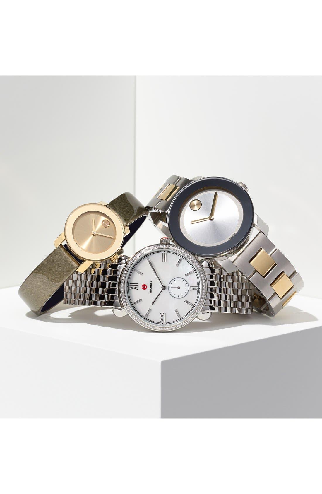 Alternate Image 4  - Movado 'Bold' Round Bracelet Watch, 36mm