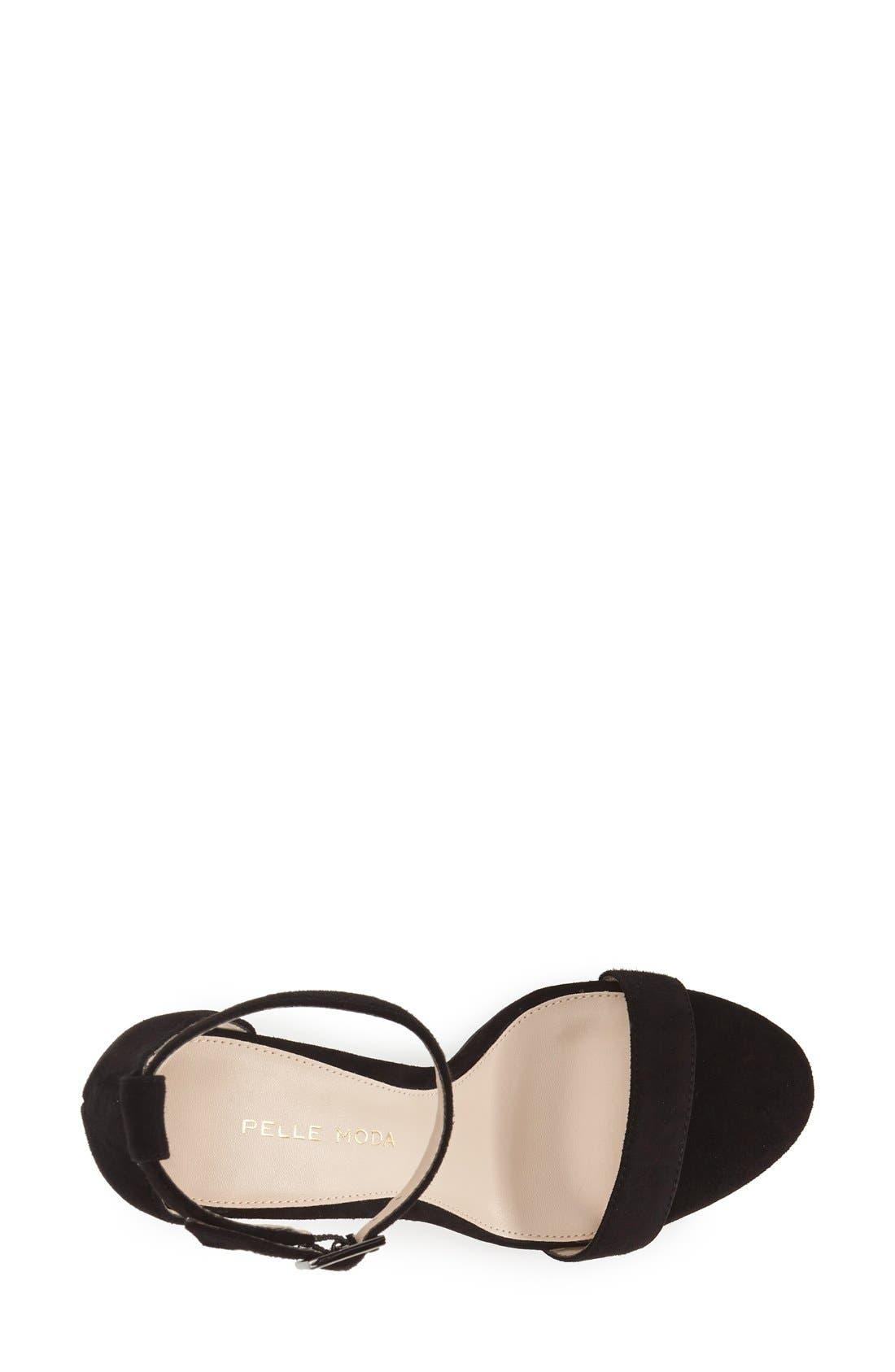 Alternate Image 3  - Pelle Moda 'Kacey' Ankle Strap Sandal