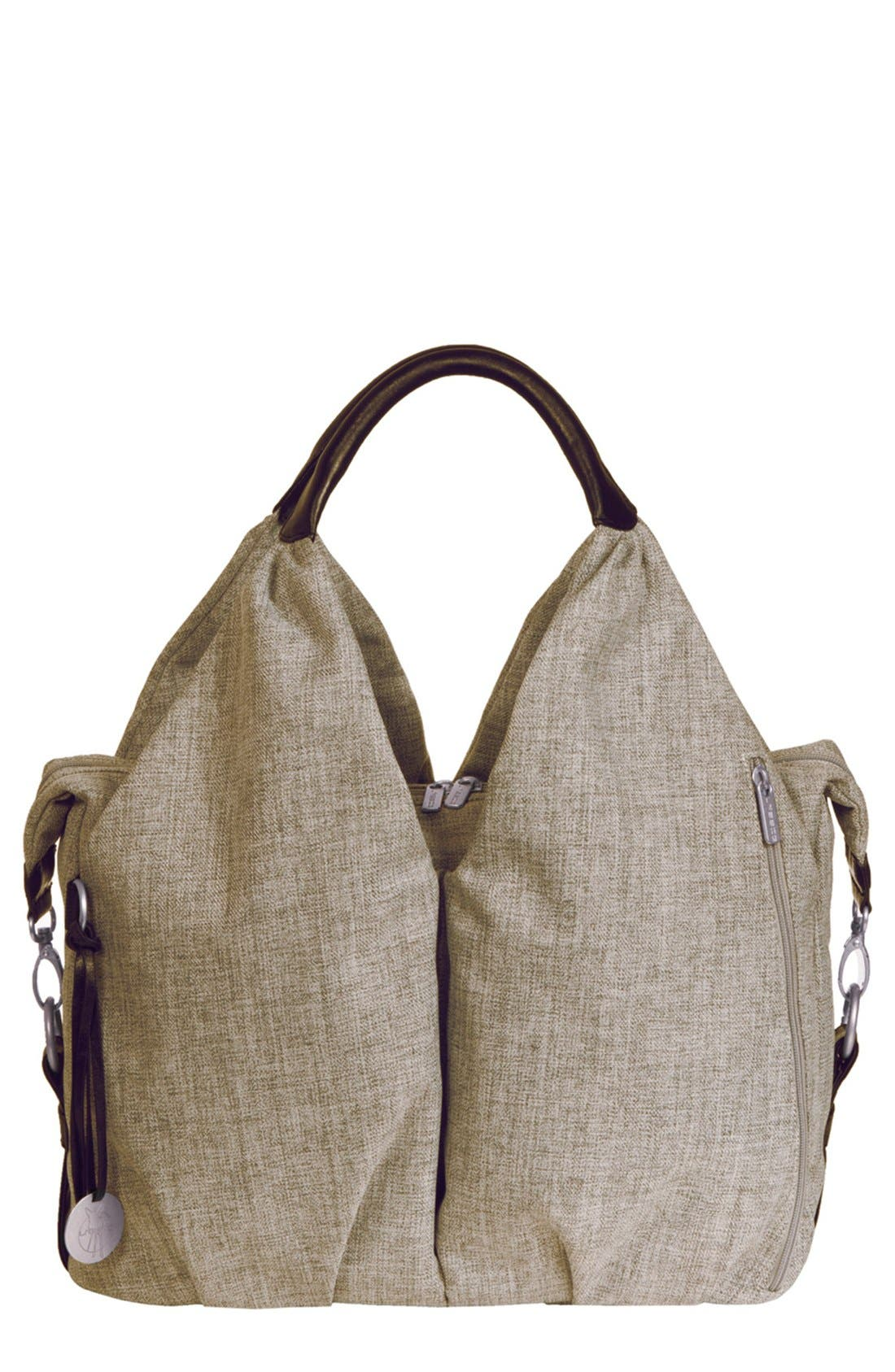 LÄSSIG 'Green Label - Neckline' Diaper Bag