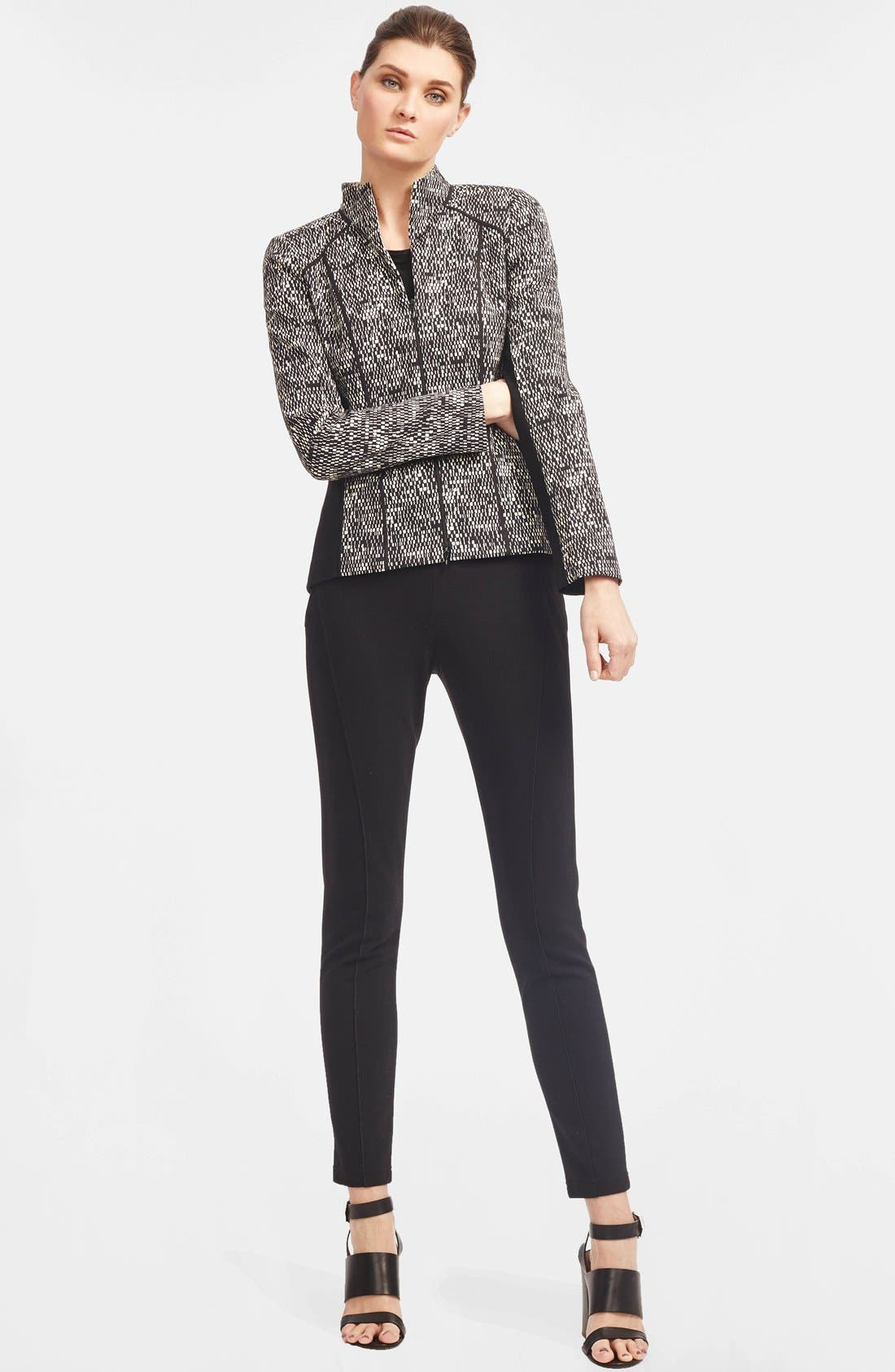 Alternate Image 6  - Lafayette 148 New York 'Amia' Jacket (Regular & Petite)
