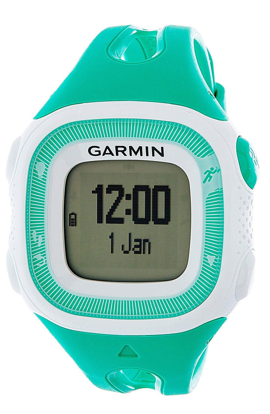 Alternate Image 1 Selected - Garmin 'Forerunner 15' Fitness Watch, 46mm
