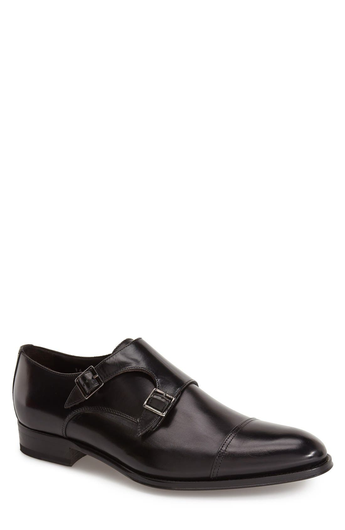 Main Image - To Boot New York 'Medford' Double Monk Strap Shoe (Men)