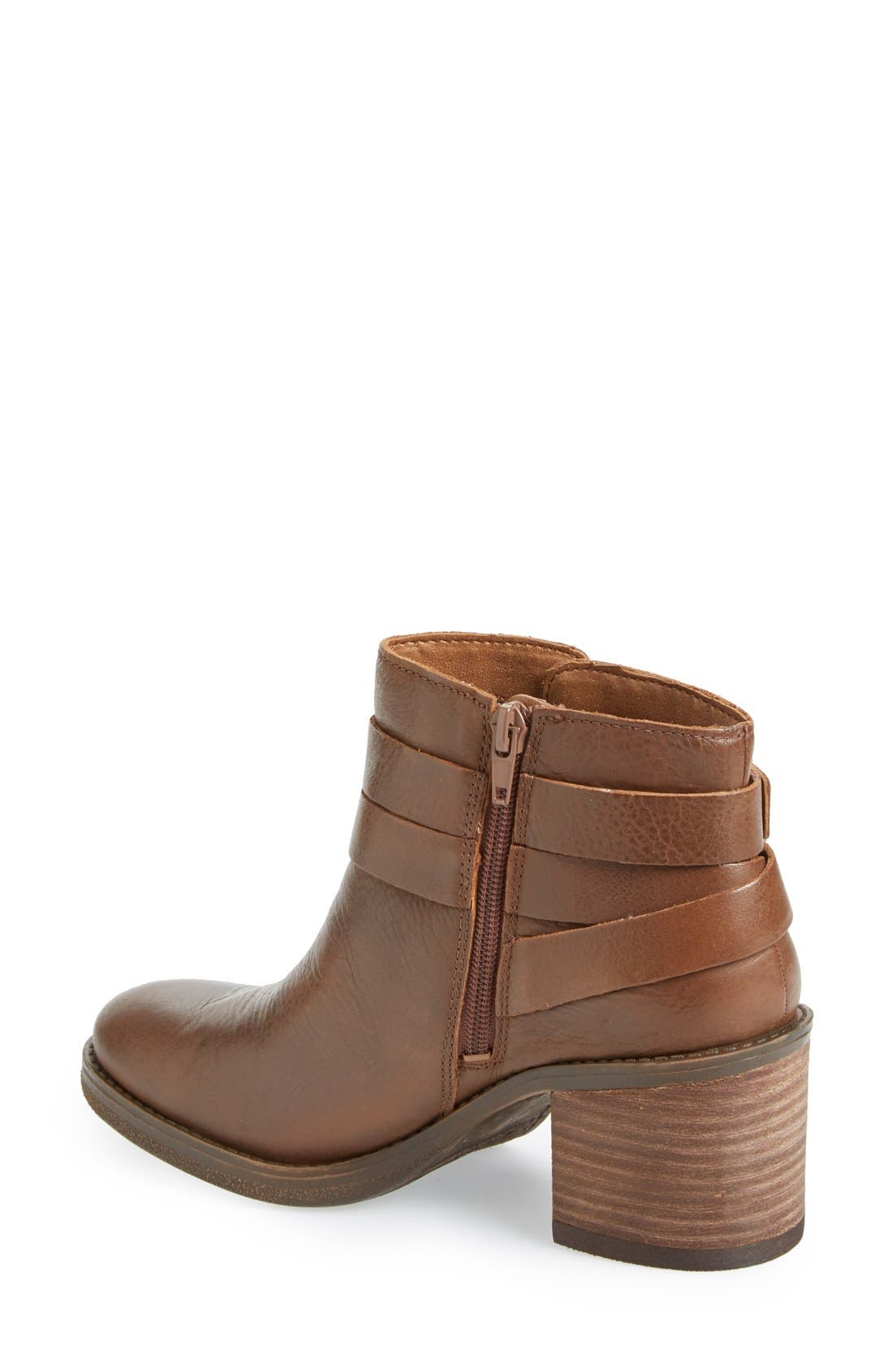 Alternate Image 2  - Lucky Brand 'Raisa' Moto Bootie (Women)