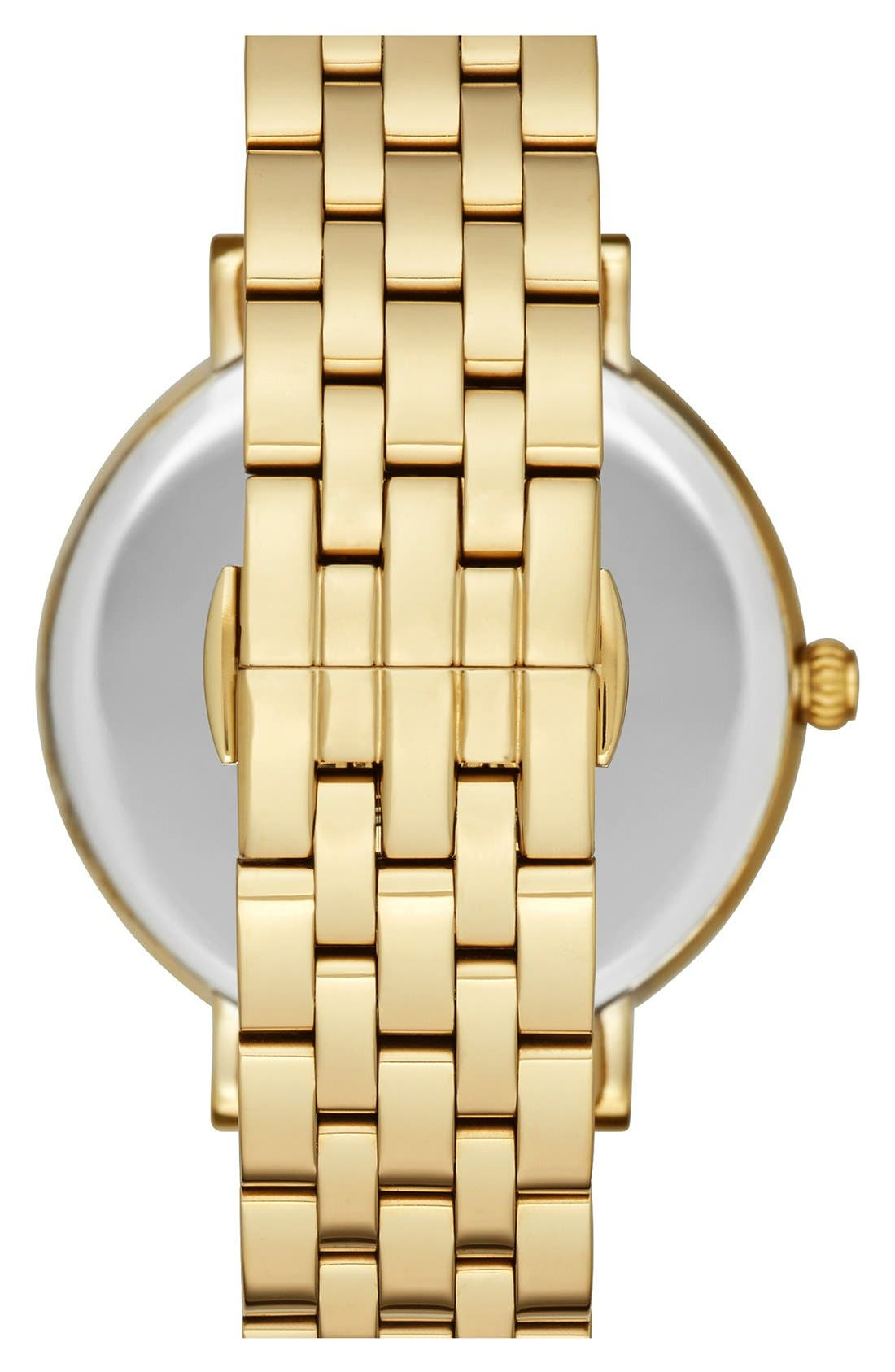 Alternate Image 2  - kate spade new york 'monterey' bracelet watch, 38mm