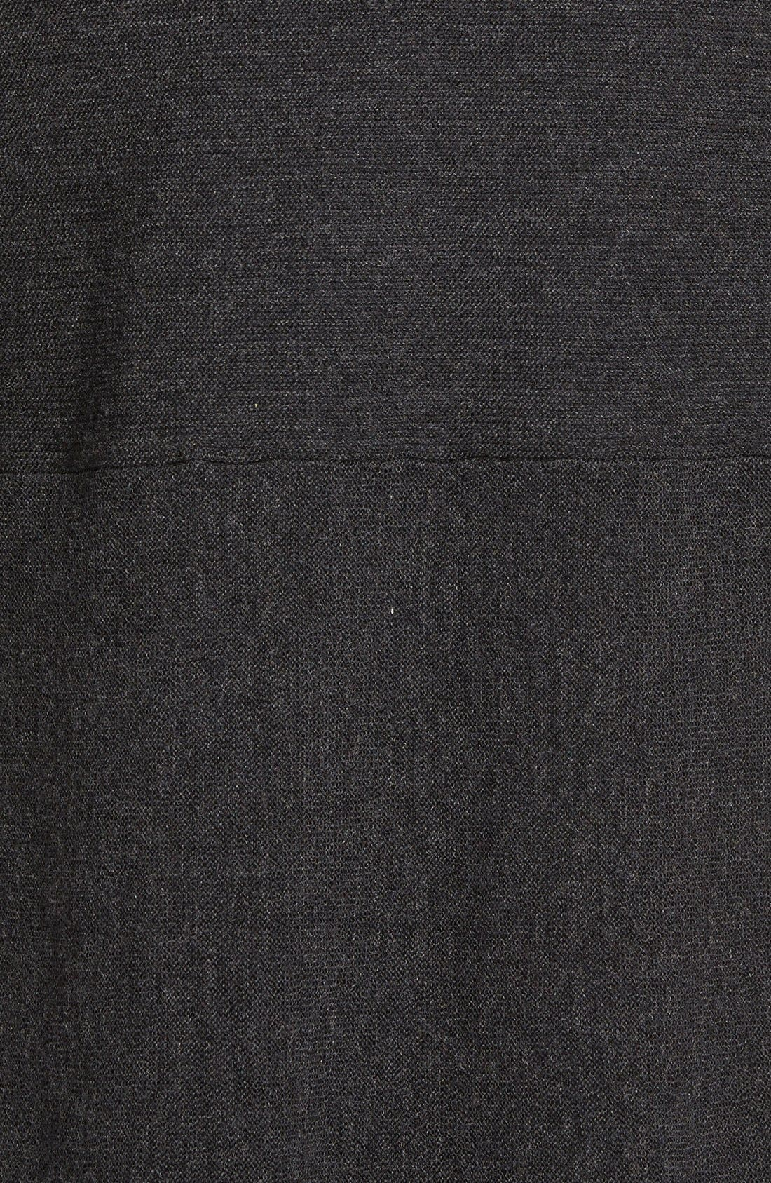 Alternate Image 3  - Eileen Fisher Merino Open Front Cardigan