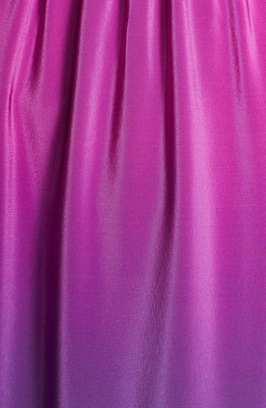 Alternate Image 3  - Jay Godfrey 'Palazzo' Ombré Silk Gown