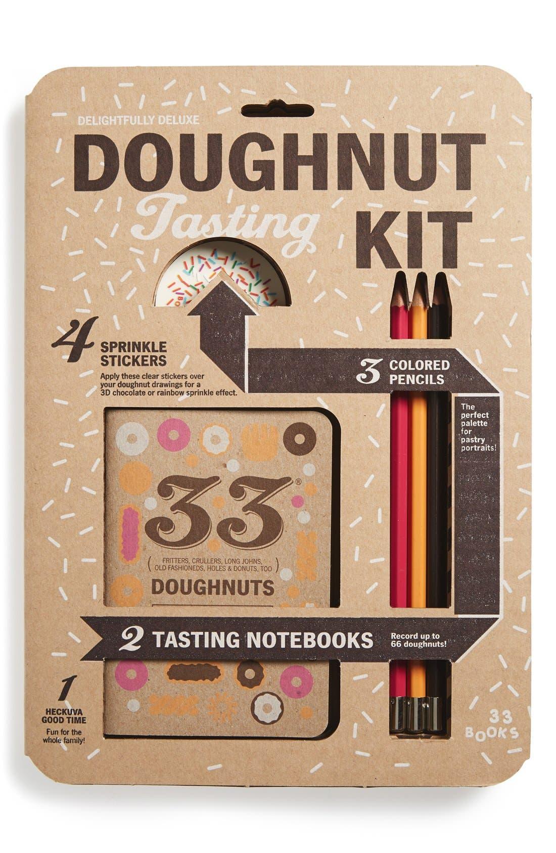 Alternate Image 1 Selected - 33 Books Co. Doughnut Tasting Set