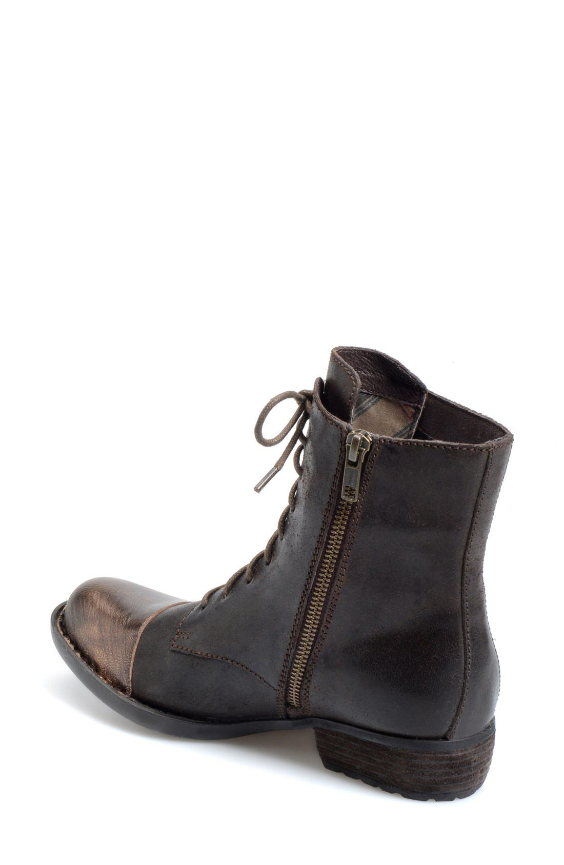 Alternate Image 2  - Børn 'Lookis' Cap Toe Boot (Women)