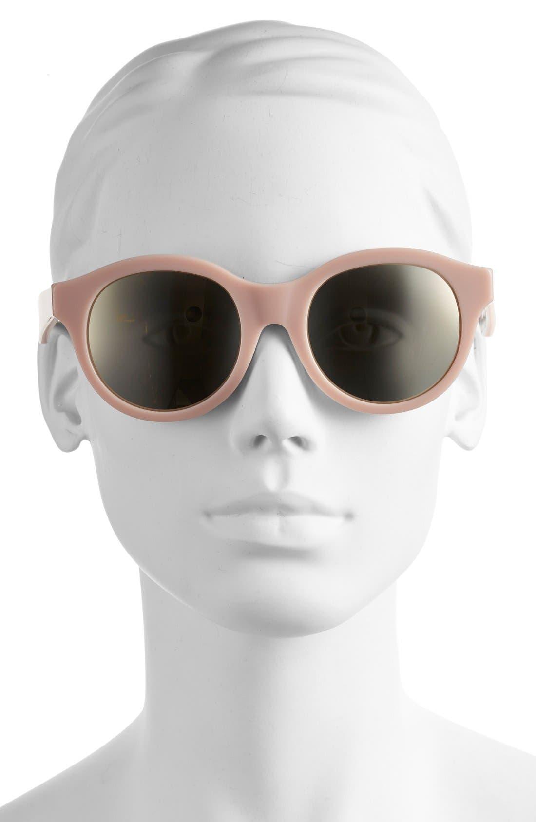 Alternate Image 3  - Wildfox 'Catfarer Deluxe' 53mm Sunglasses
