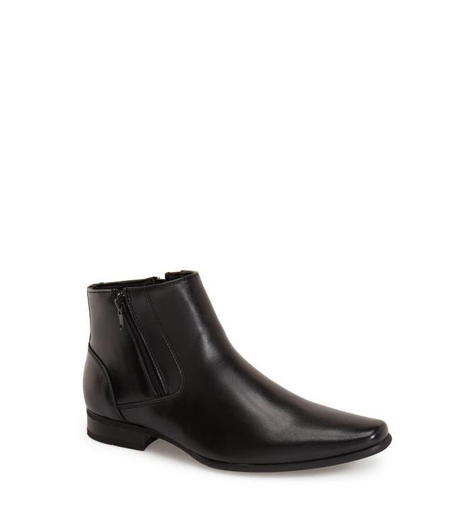 Calvin Klein \'Beck\' Zip Boot (Men)   Nordstrom