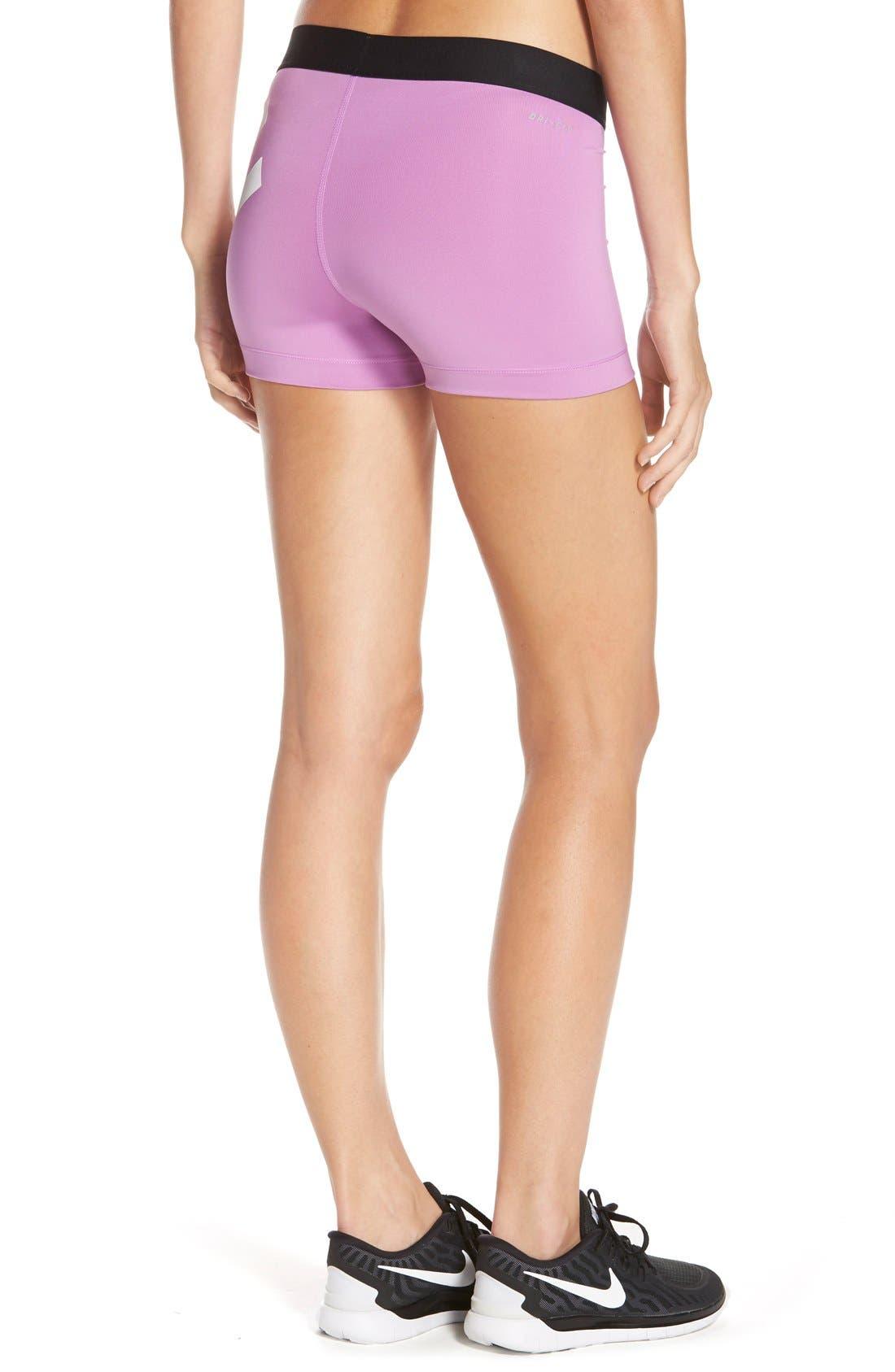 Alternate Image 2  - Nike 'Pro' Logo Shorts
