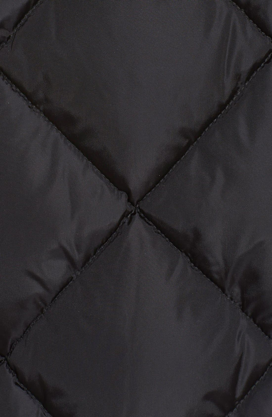 Alternate Image 3  - Moncler 'Vauloge' Long Peplum Hem Down Coat