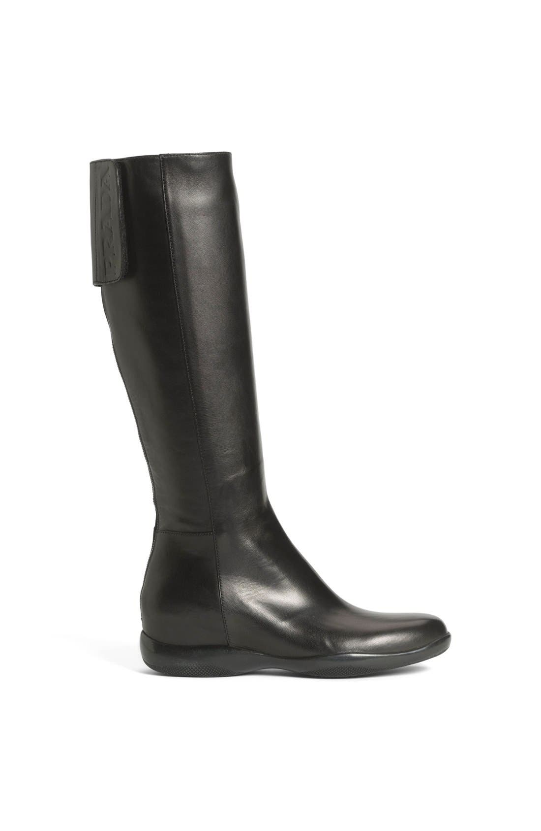 Alternate Image 4  - Prada Boot