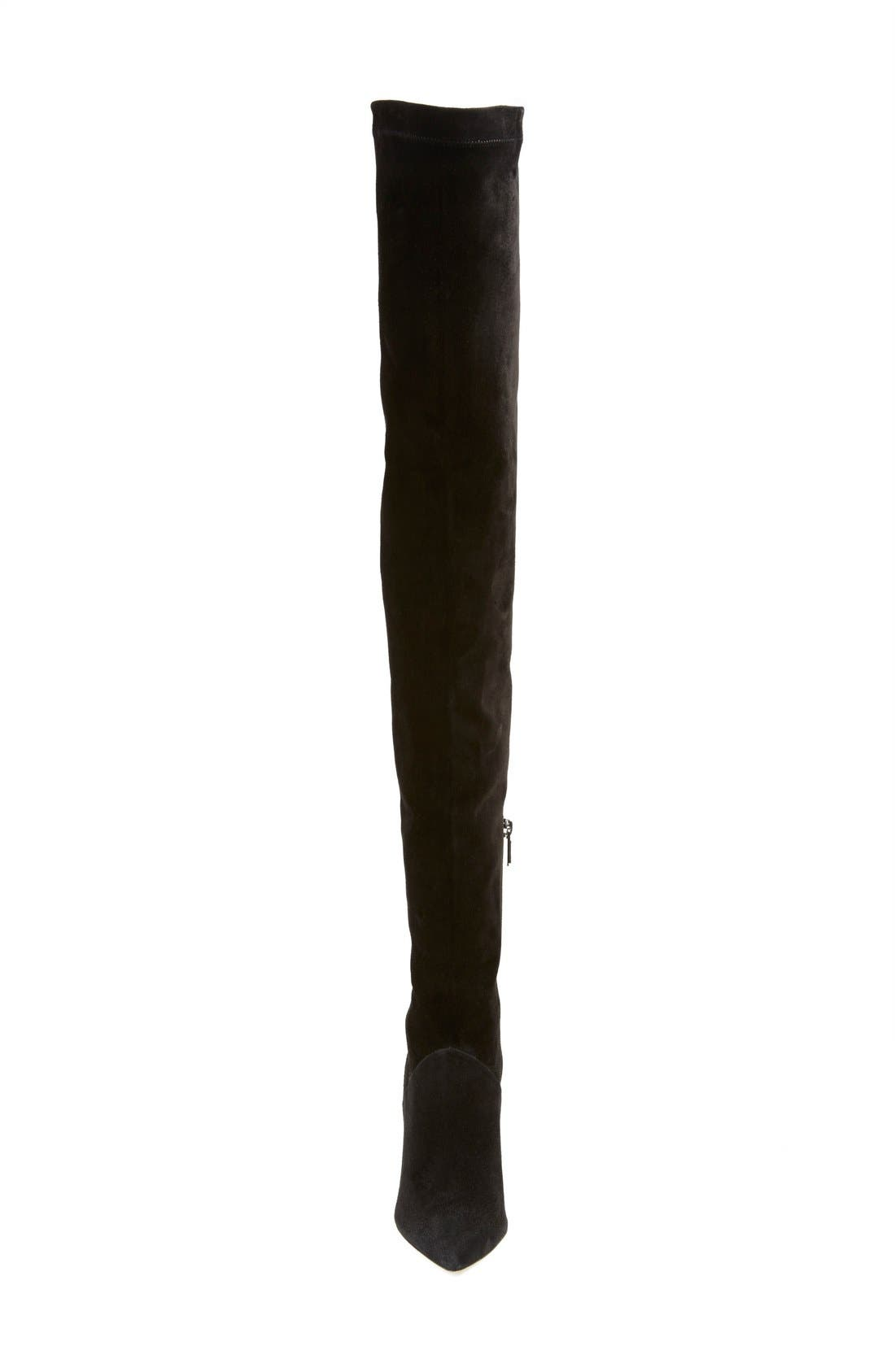 Alternate Image 3  - Paul Andrew 'Chrysler' Thigh High Boot (Women) (Narrow Calf)