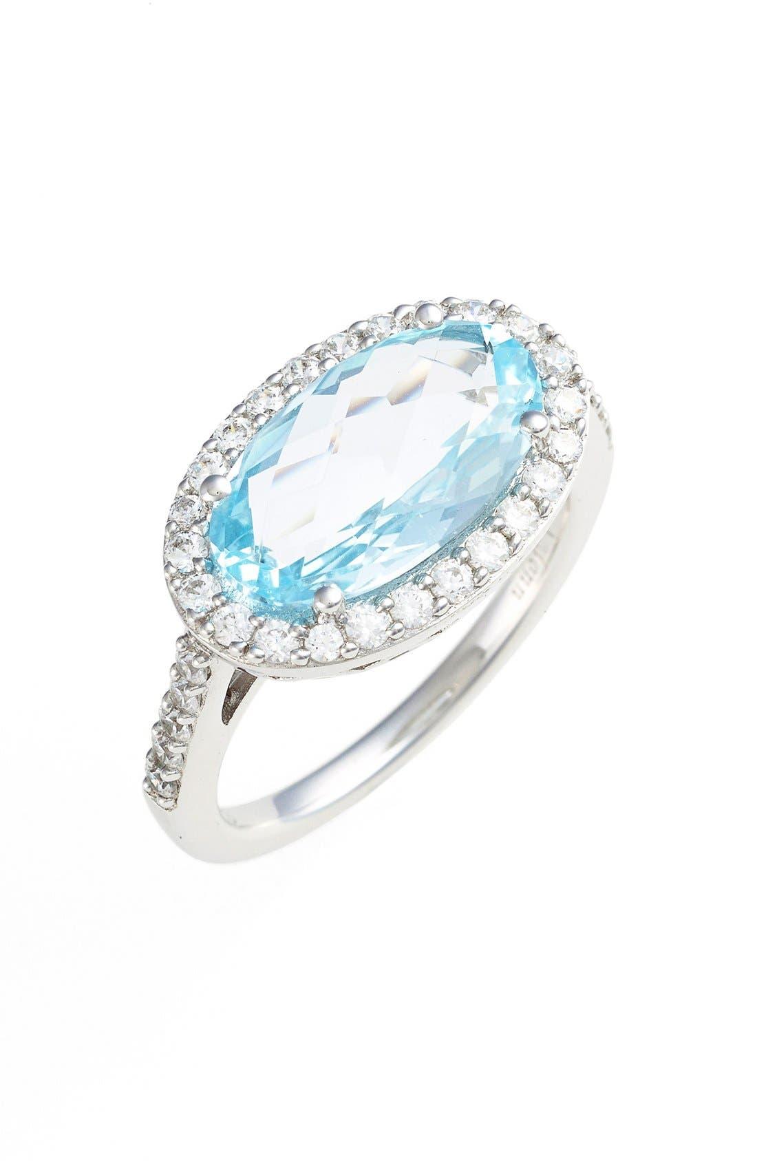 LAFONN 'Aria' Oval Cut Ring