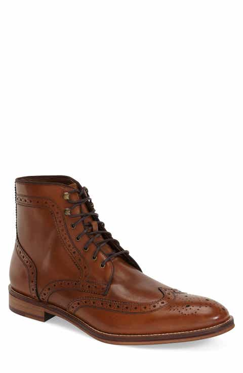 Johnston   Murphy 'Conard' Wingtip Boot (Men)