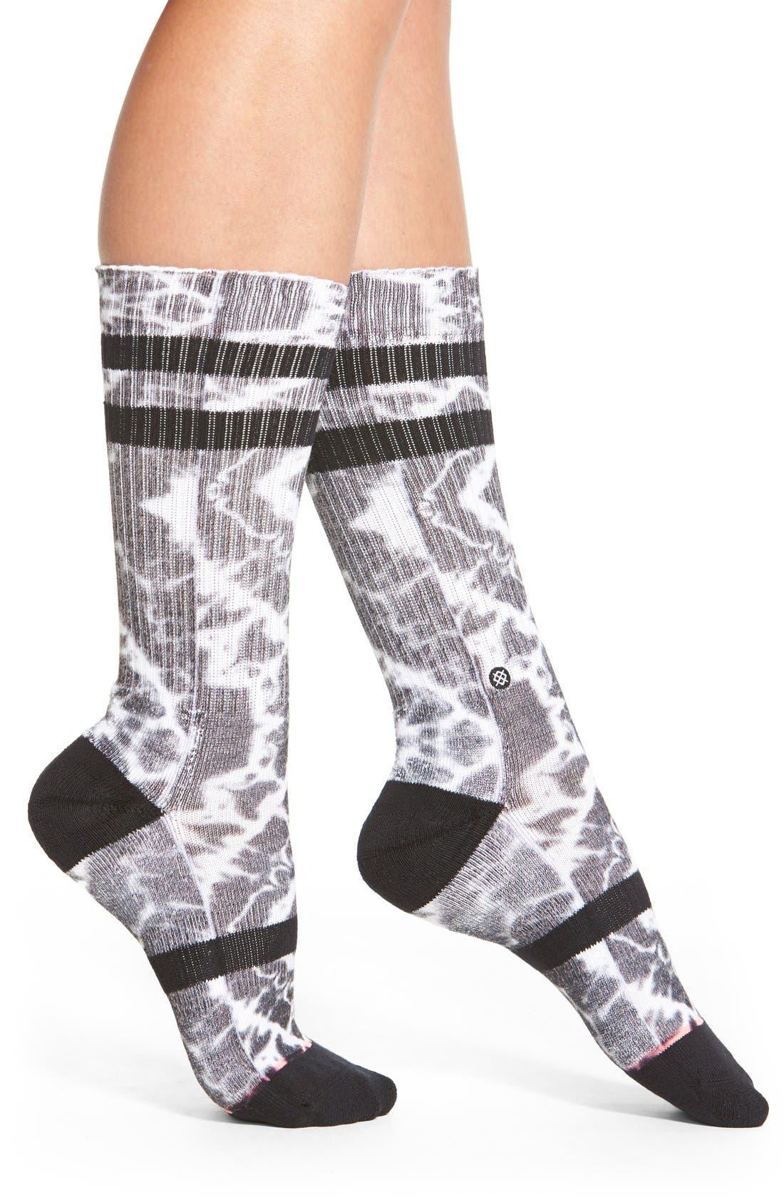 Alternate Image 1 Selected - Stance 'Prism' Combed Cotton Blend Socks