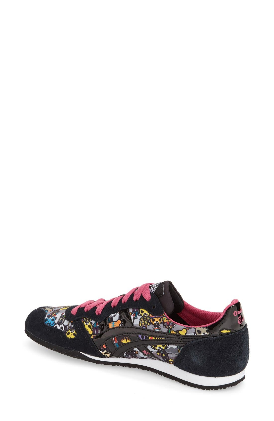 Alternate Image 2  - Onitsuka Tiger™ 'Serrano' Sneaker (Women)
