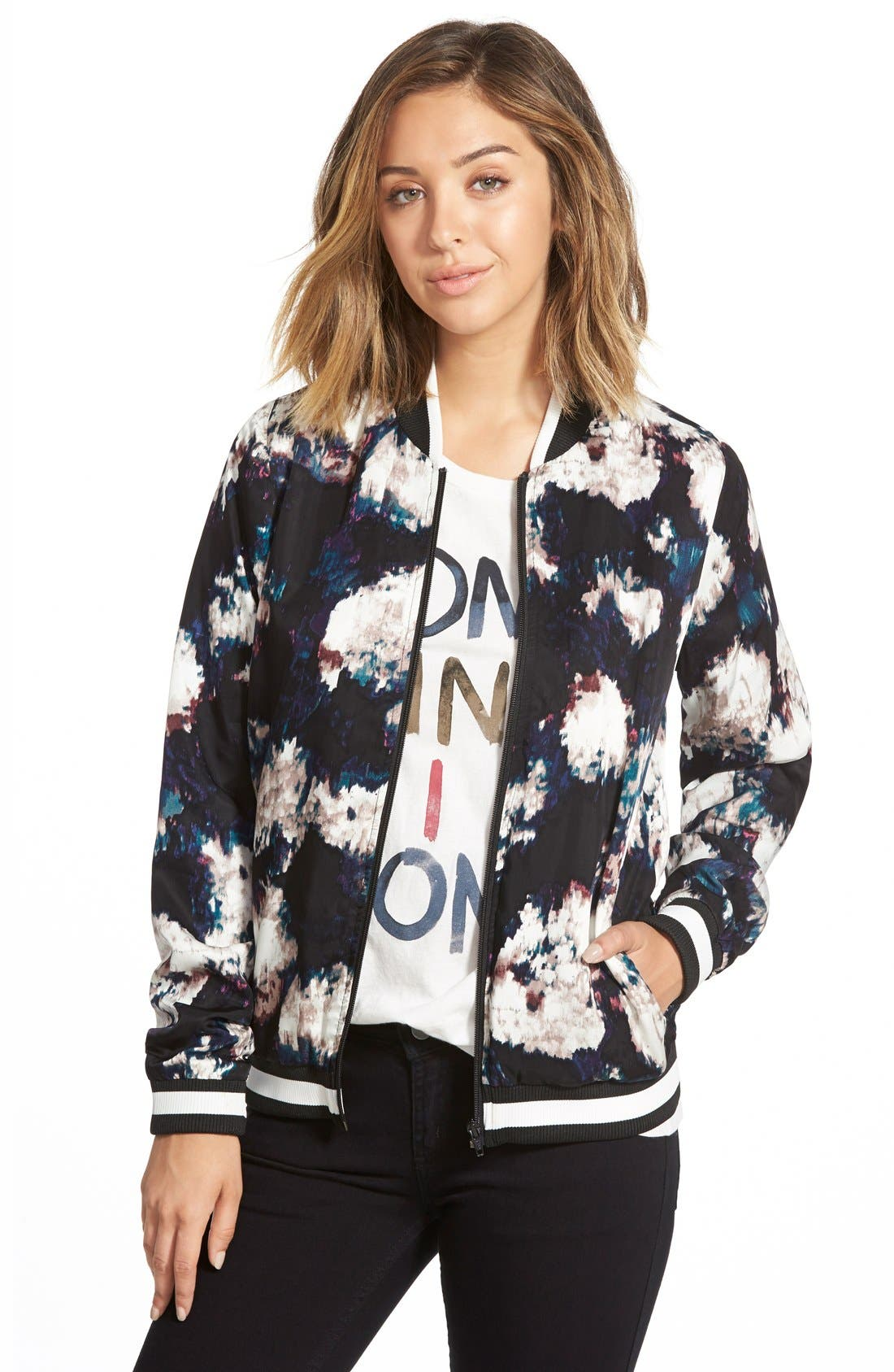Alternate Image 1 Selected - RVCA 'The One' Jacket