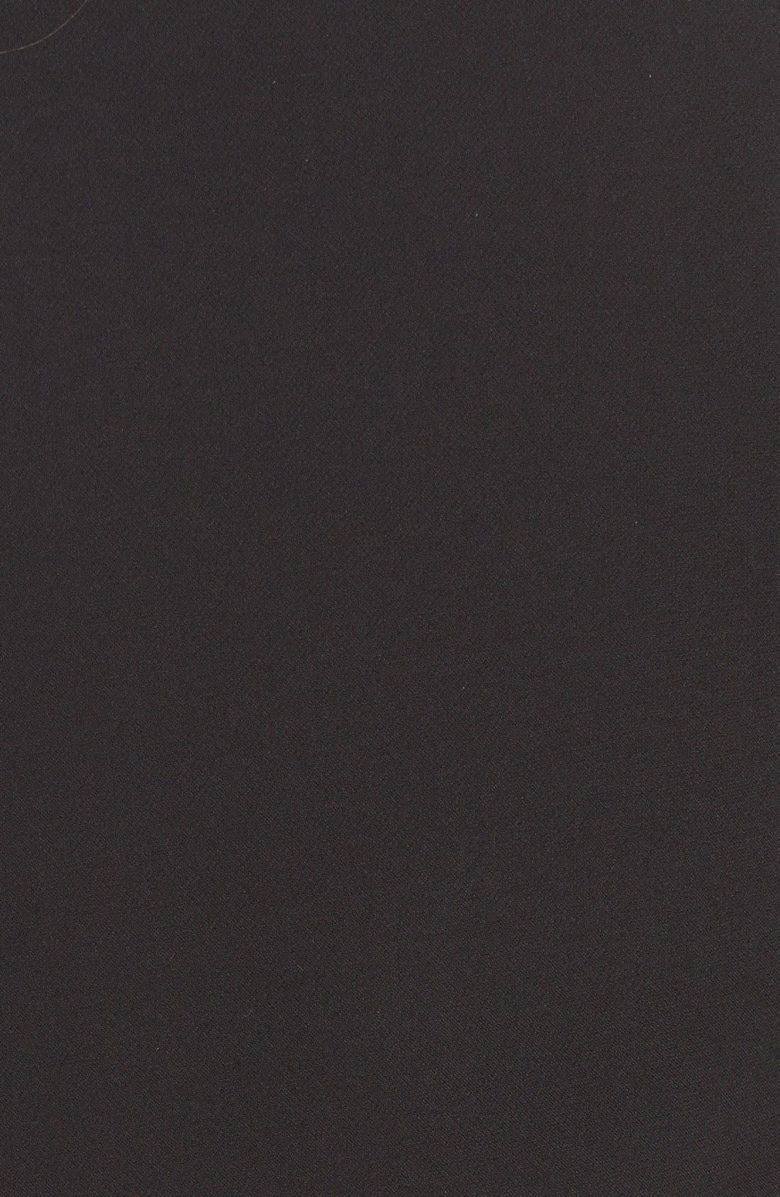 Alternate Image 2  - TrinaTurk'Gizela'Cape Back Dress