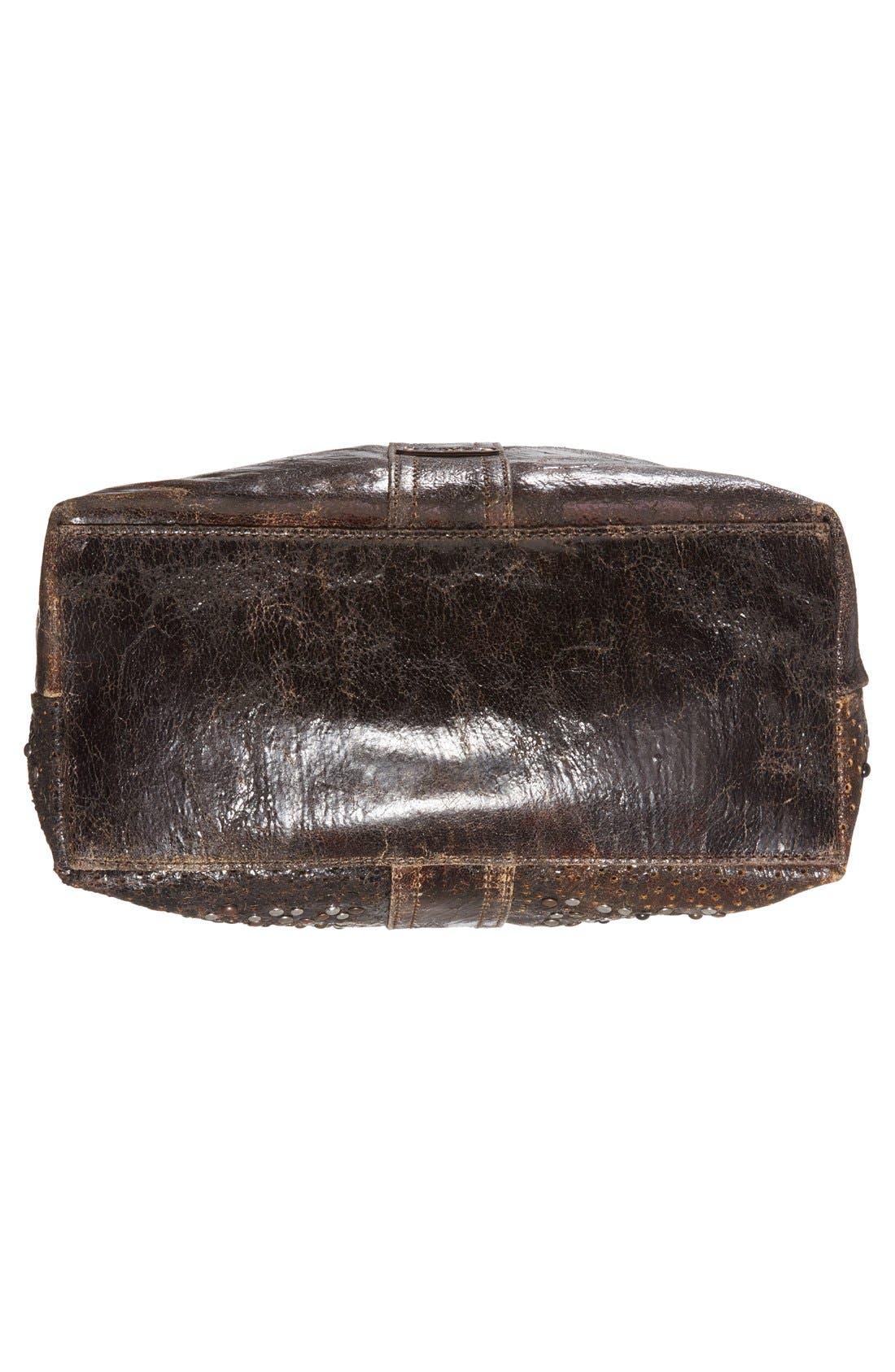 Alternate Image 6  - Frye 'Deborah' Studded Shoulder Bag