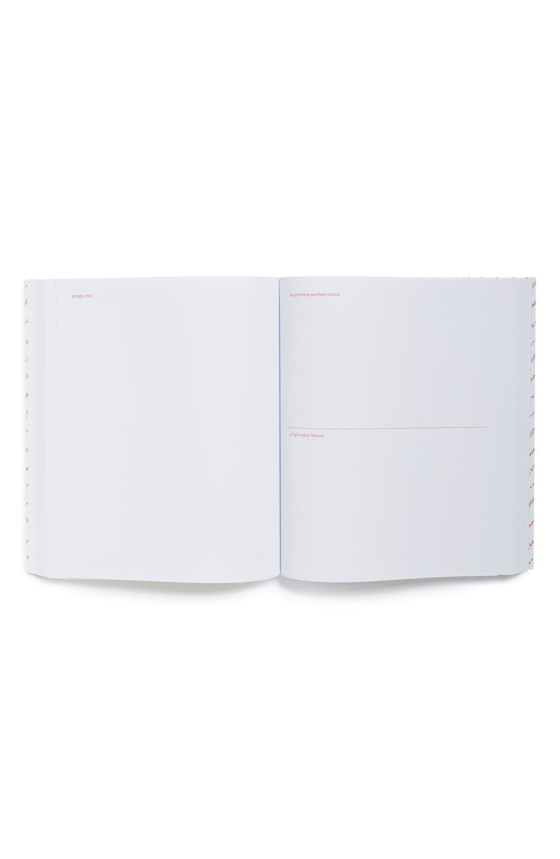 Alternate Image 2  - Chronicle Books '642 FashionThingsto Draw' Sketchbook