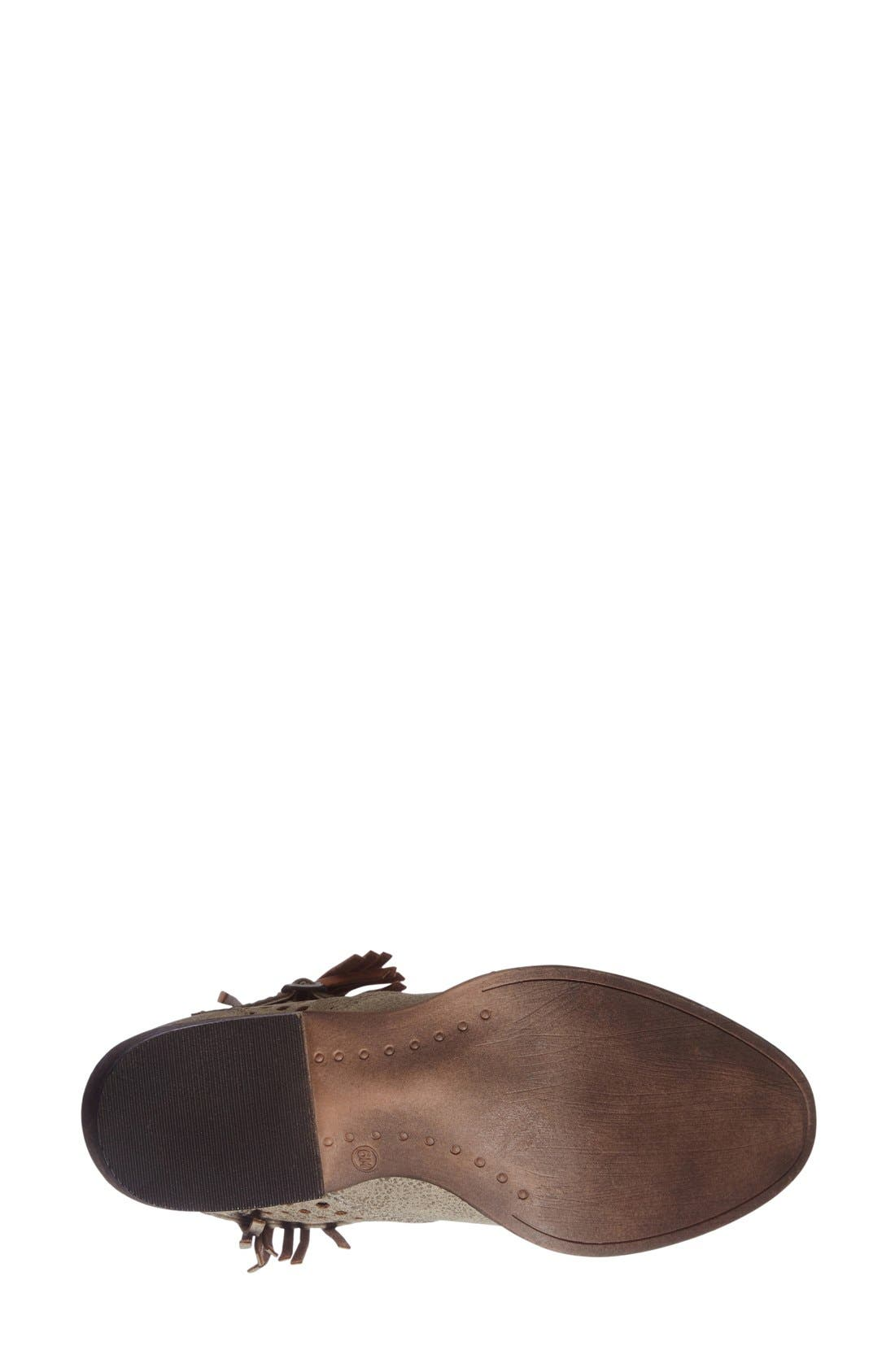 Alternate Image 4  - Coconuts by Matisse 'Rawhide' Slouchy Western Boot (Women)
