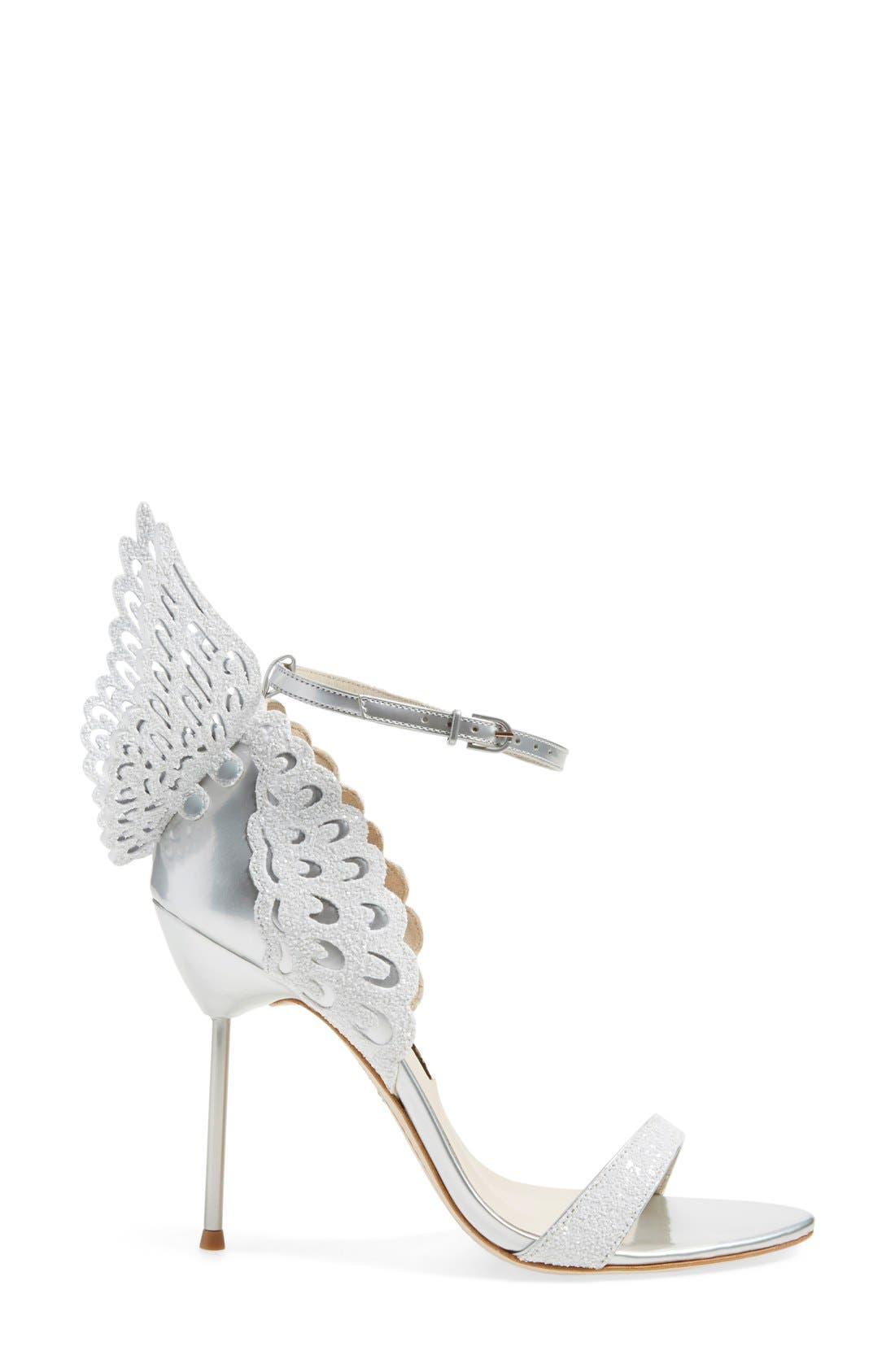 Alternate Image 4  - Sophia Webster 'Evangeline' Ankle Strap Sandal (Women)