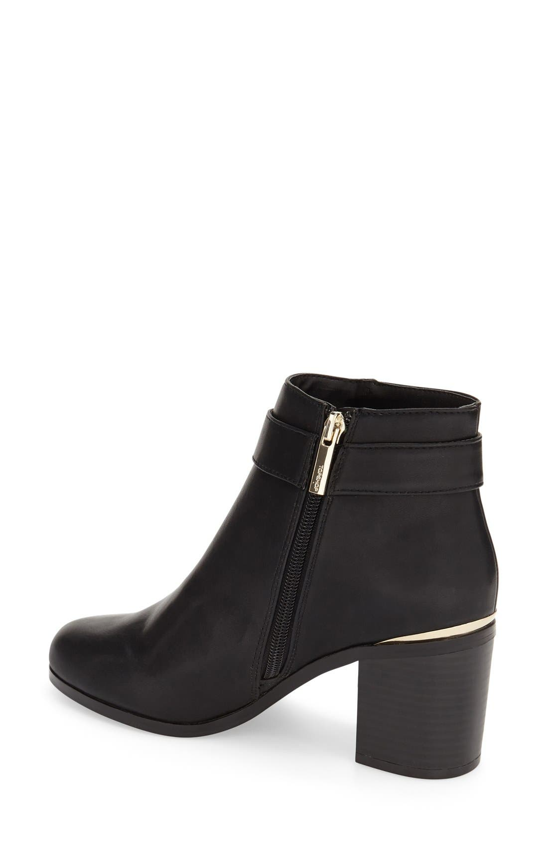 Alternate Image 2  - Topshop'Be Mine' Ankle Boot (Women)