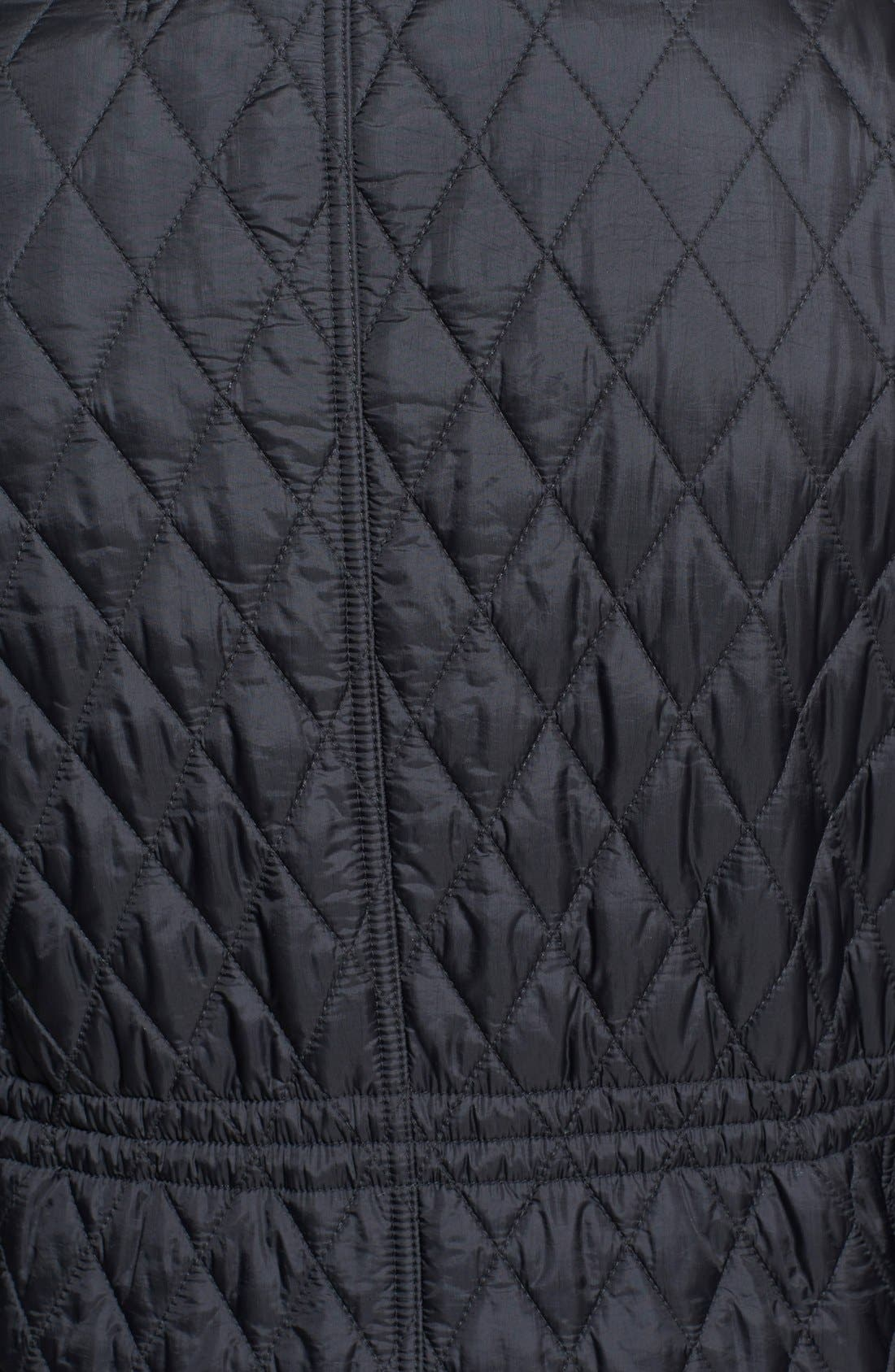 Alternate Image 3  - Burberry Brit 'Russell' Quilted Field Jacket