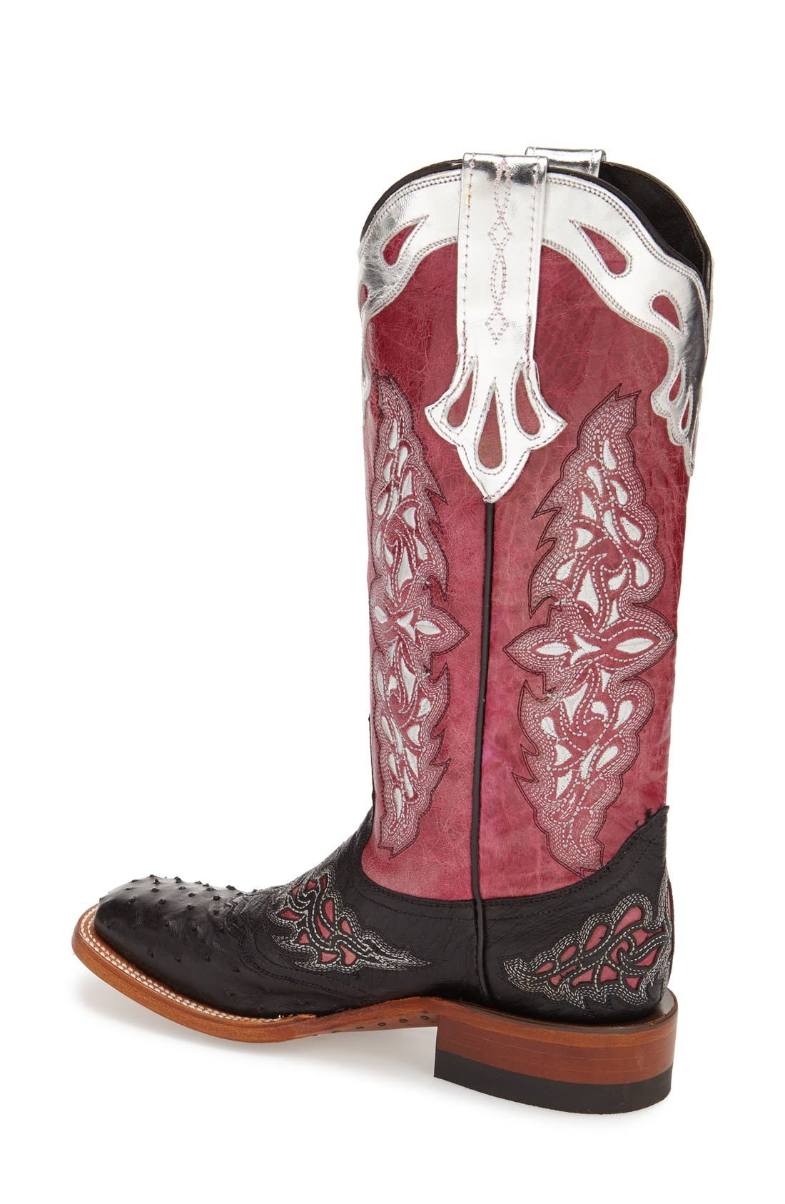 Alternate Image 2  - Lucchese 'Amberlyn' Western Boot (Women)