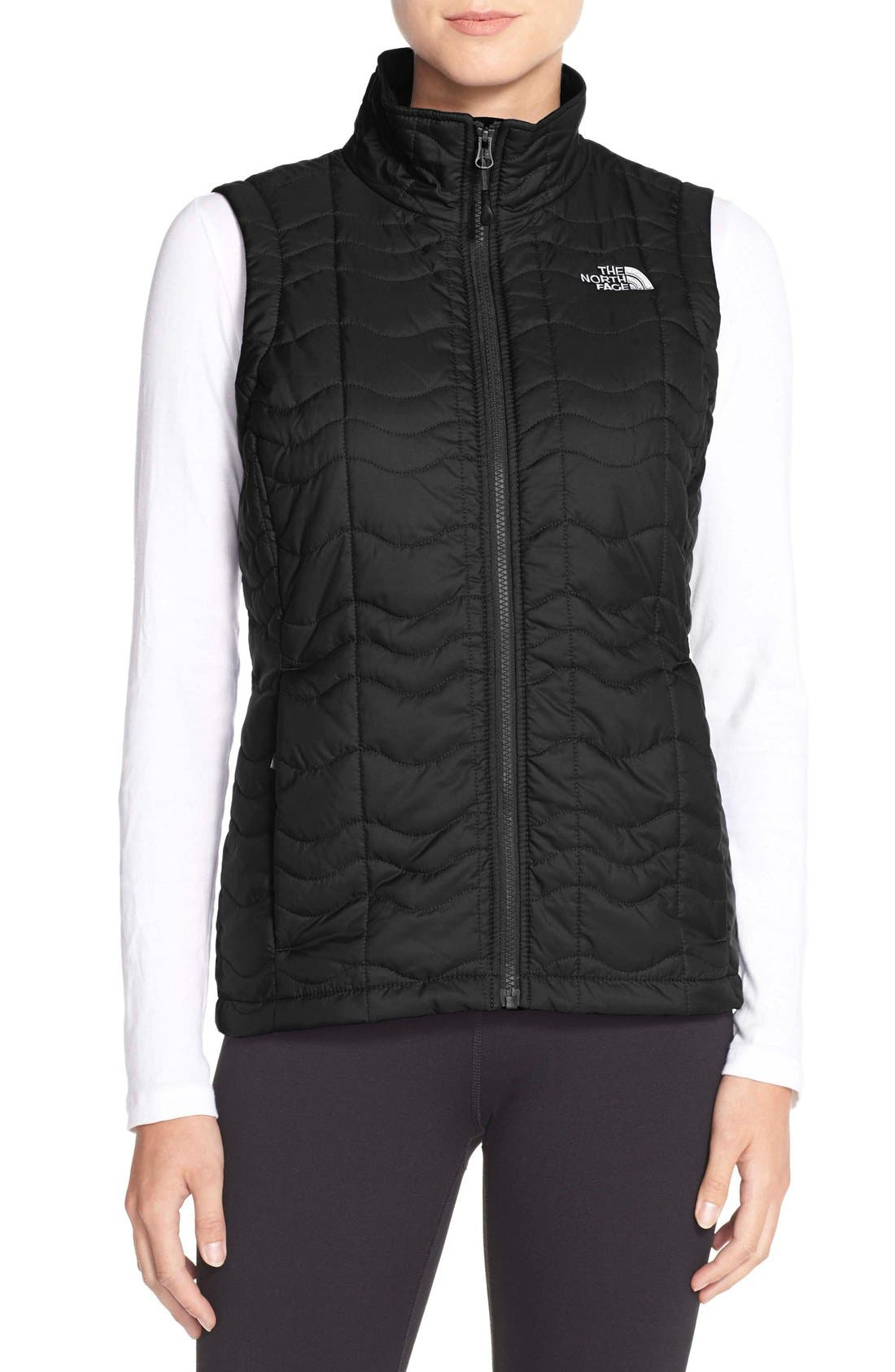 Alternate Image 1 Selected - The North Face 'Bombay' Quilted Vest