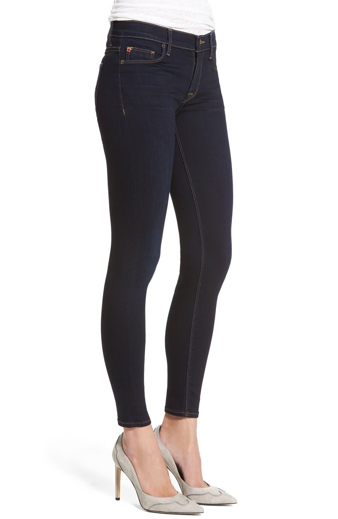 Alternate Image 3  - Hudson 'Krista' Super Skinny Jeans