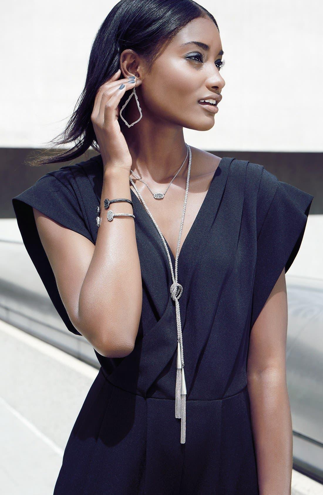 Alternate Image 3  - Kendra Scott 'Sophee' Textured Drop Earrings
