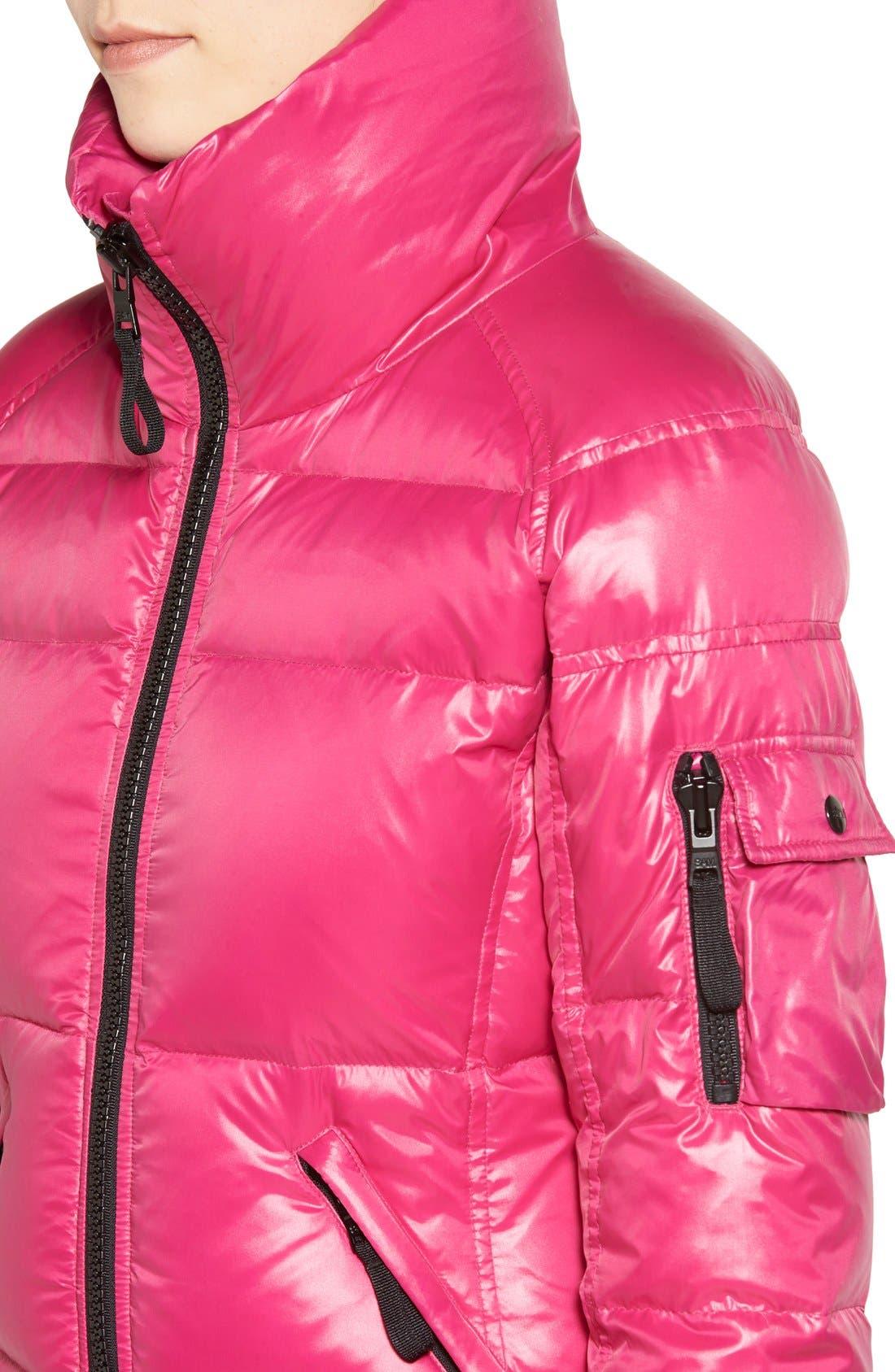 Alternate Image 4  - SAM.'Freestyle' Goose Down Jacket