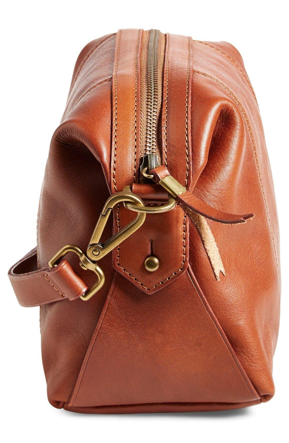 Alternate Image 3  - Madewell 'Mini Glasgow' Leather Crossbody Bag