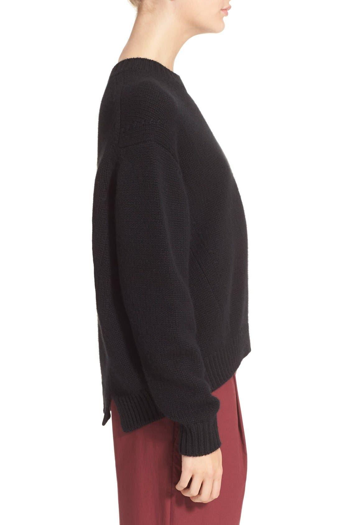 Alternate Image 5  - ACNE Studios 'Shora' Wool & Cashmere Sweater