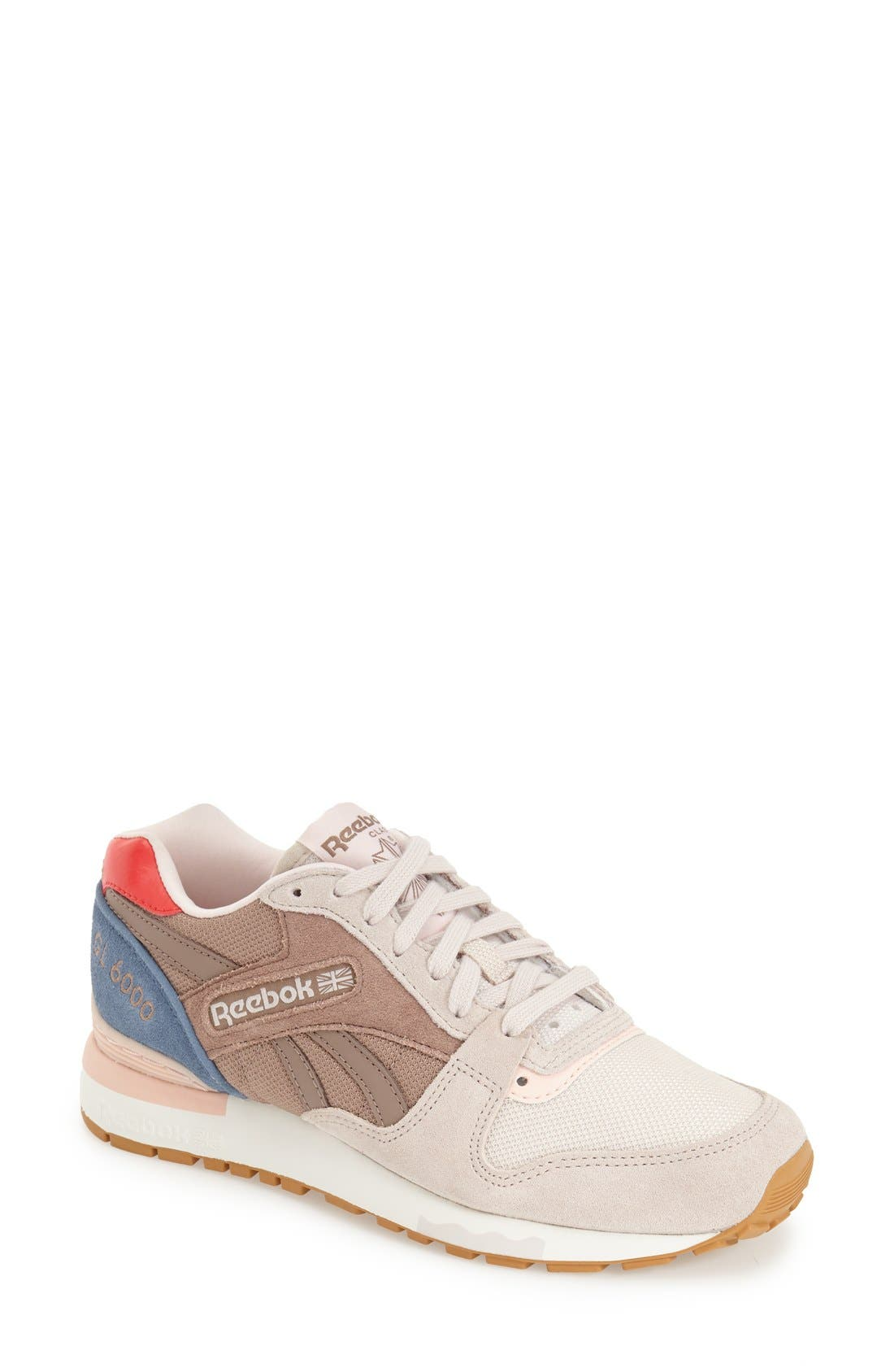Alternate Image 1 Selected - Reebok 'GL 6000' Sneaker (Women)