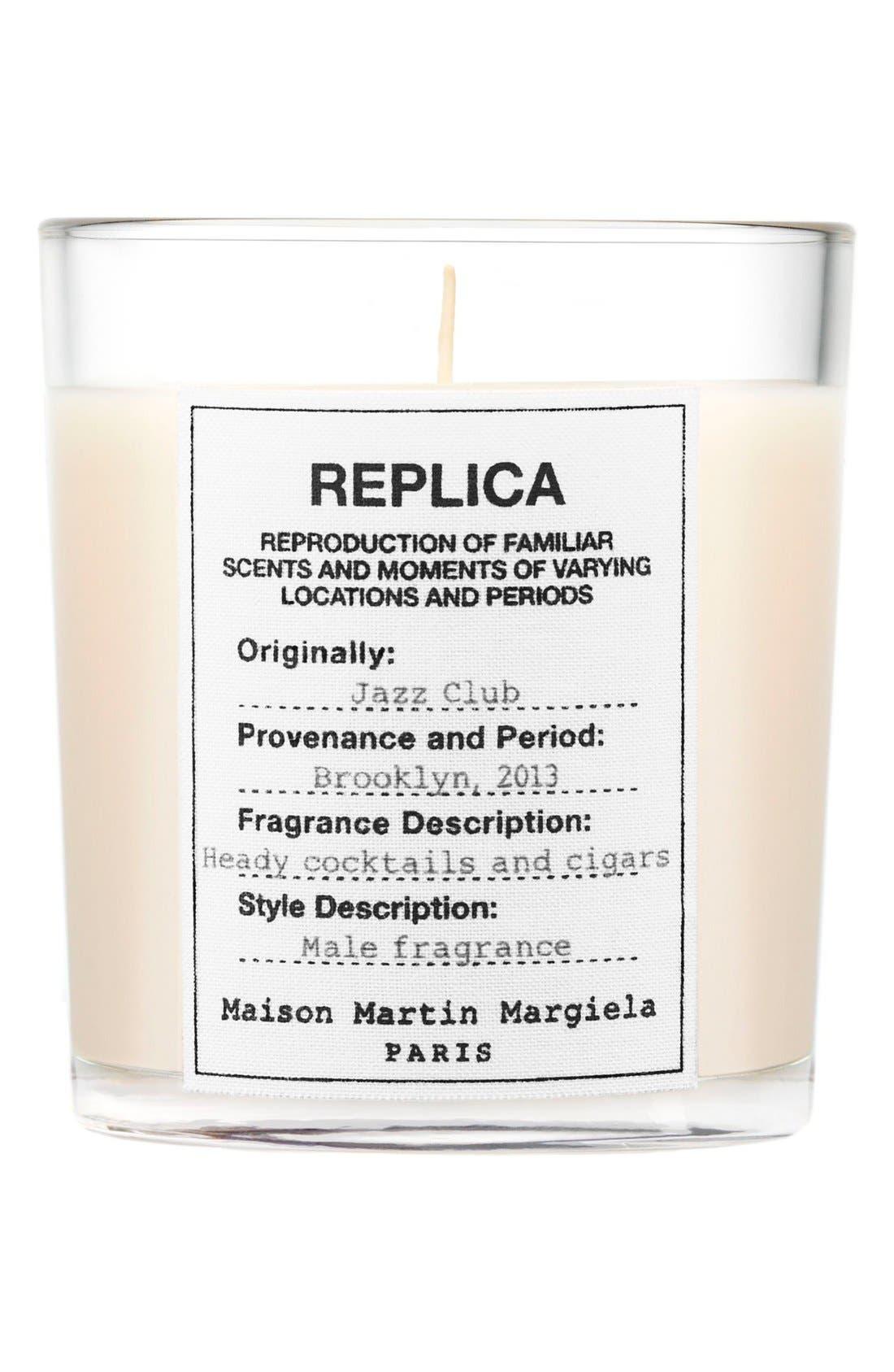 Maison Martin Replica Jazz Club Candle