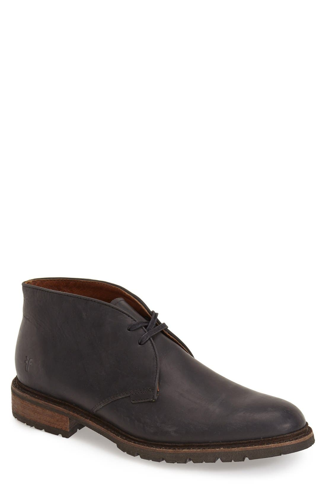 Alternate Image 1 Selected - Frye 'James' Lug Sole Chukka Boot (Men)